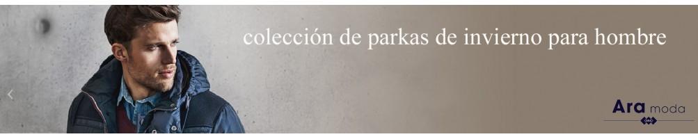 TRAJES Y CAZADORAS. ROPA DE HOMBRE.