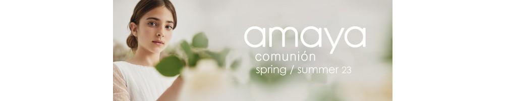 VESTIDOS DE DE PRIMERA COMUNION AMAYA