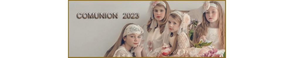 Vestidos de Niña 1ª Comunión en almacenes ara